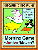 """Friendship Game!"" - Social Skills with Active Moves!"
