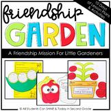 Friendship Garden - A Mission For Little Gardeners
