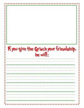 Friendship Grinch...