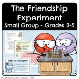 Friendship Group - Friendship Experiment - Small Group - S
