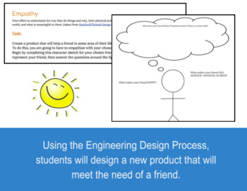 Friendship Innovation Challenge (Engineering Design/STEAM Inspired Project)