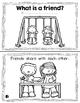 Friendship Minibook Freebie