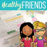 Friendship Activities with Bonus Digital Lesson for Distance Learning