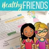 Friendship Activities plus Google Classroom Distance Learn
