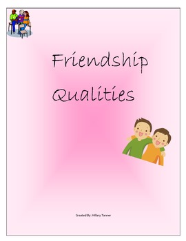 Friendship Packet