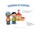 Friendship Packet for Beginning Special Education Students