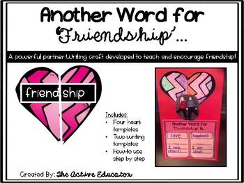 Friendship Partner Craft
