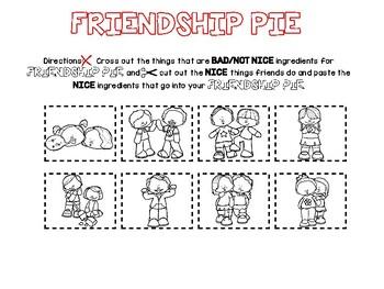 Friendship Pie- Enemy Pie