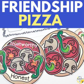 Friendship Pizza Craft