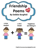 Free Friendship Poems - Bully Bryce and The New Kid Combo Pack