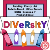 Friendship Lesson: Diversity, Reading, Poetry, And Art