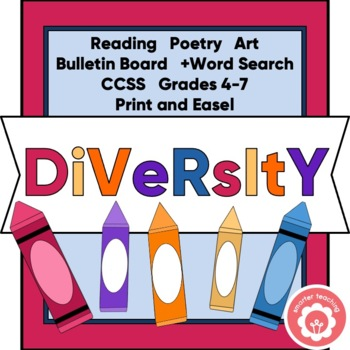 Diversity And Friendship: The Box Of Crayons That Talked