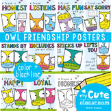 Friendship Posters for the Classroom