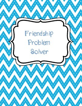 Friendship Problem Solver