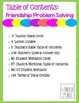 Friendship Problem Solving