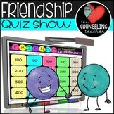 Friendship Quiz Show Friend or Frenemy