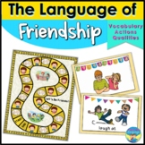 Social Skills Activities & Games for Friendship - Friendly