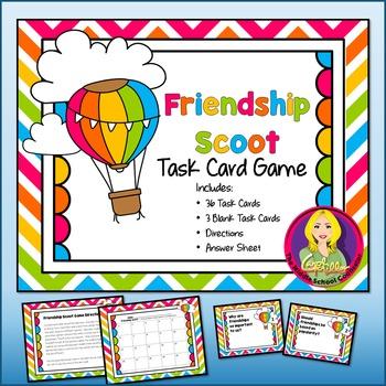 Friendship Scoot