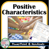 Self-Esteem Packet (Editable)