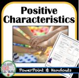 Self-Esteem/Friendship Unit Lessons