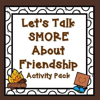 Friendship Skills Activity Pack