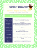 Friendship Skills - Conflict Resolution