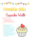 Friendship Skills Cupcake Walk