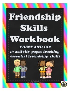 Friendship Skills Workbook