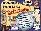 Friendship & Social Skills Detectives
