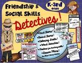 Friendship & Social Skills Detectives