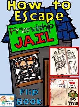 Friendship SOCIAL SKILLS: Flip Book Activity