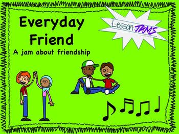Friendship Song: Everyday Friend mp3 & Lyrics