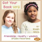 Community Building Friendship Pop Song
