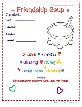 Friendship Soup