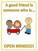 Friendship Teaching Posters
