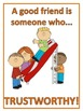 Friendship Teaching Posters