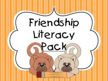 Friendship Theme Literacy Pack