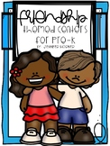 Friendship-Themed Center Activities for Pre-K
