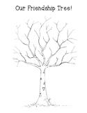 Friendship Tree - Back to School