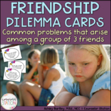 Friendship Triangle Conversation Cards