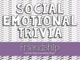 Friendship Trivia Game