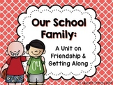 Friendship Lesson Plans for Pre-K, Kindergarten, or 1st