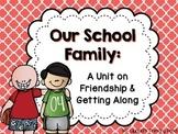 Friendship Lesson Plans for Pre-K, Kindergarten, or 1st
