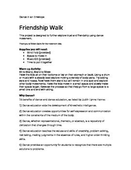 Friendship Walk