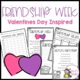 Friendship Week/Valentines Day Preschool Lesson (Highscope)