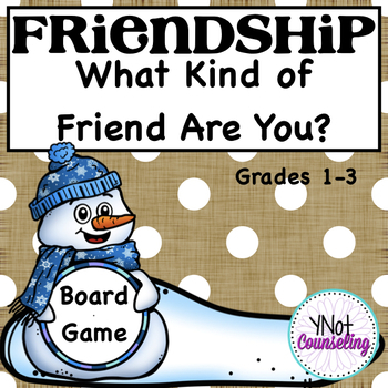 Friendship: What Kind of Friend Are You?