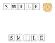 Friendship Words: Letter Match