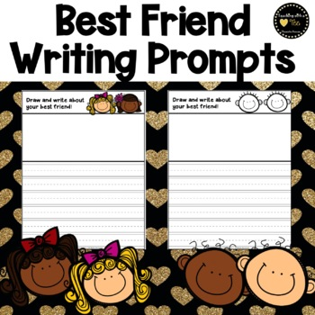 Friendship Writing Prompt
