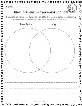 Friendship according to Humphrey Comprehension Questions and Lesson Plans