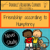Friendship according to Humphrey Comprehension Questions a